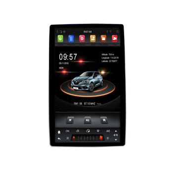 Klyde 12,8 Zoll Android Universal Car DVD