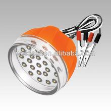 WEIDASI 12V Перезаряжаемые аварийного свет батареи,горячая Продажа светодиодный свет,мини-дизайн