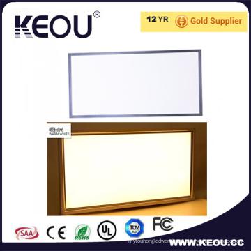 El panel del conductor 600 * 1200 LED de SMD2835 Meanwell 5 años de garantía