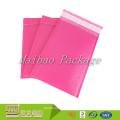 Wasserbeständiger selbstklebender kundenspezifischer heller rosa Farbdruck 4X8 Zoll-Polyblasen-Versandtaschen