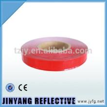 cinta reflectante alta de PVC para coser
