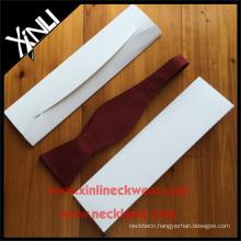 Custom White Envelope Paper Bow Tie Box Wholesale