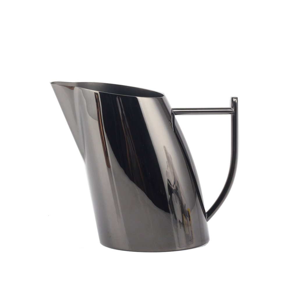 MILK PITCHER WITH SPOUT