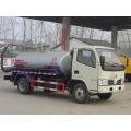 Dongfeng 5CBM Fecal Suction Truck Dijual