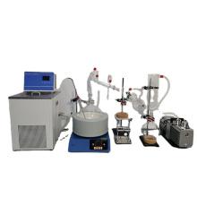 QIYU 2l 5l CBD purification lab or home use Short Path Distillation