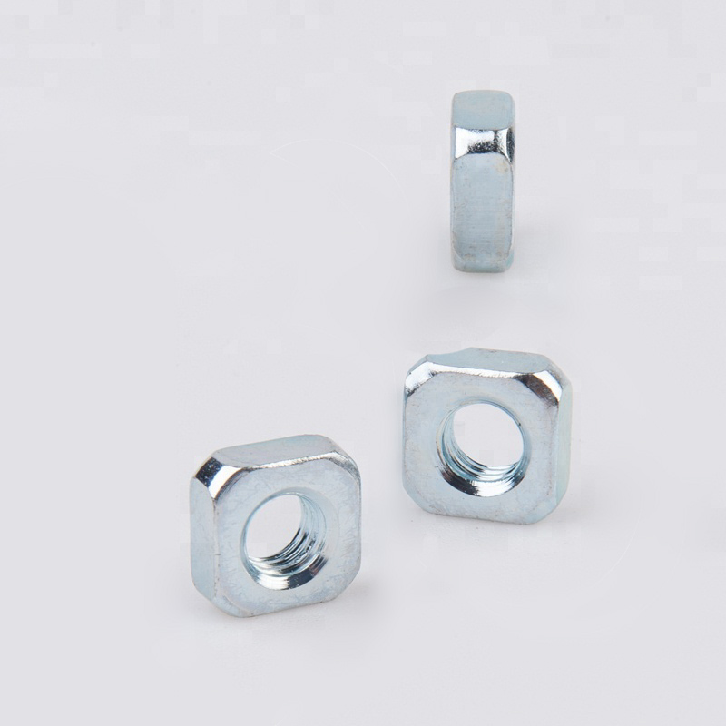 Good Quality Carbon Steel M6 Square Nut