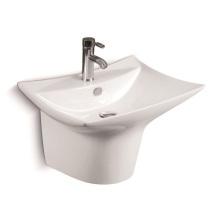G822 Wall Hung Ceramic Wash Basin