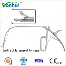 General Laryngoscopy Instruments Indirect Laryngeal Forceps