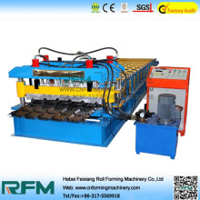 Glasadpanel Takpanel Roll Forming Machine