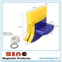 Limpiador magnético de vidrio de doble cara de alta calidad