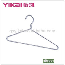 Durable aluminium shirt clothes hanger in high quality and cheap price
