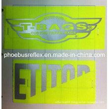 En471 Standard Reflective Heat Transfered Logo/Patches