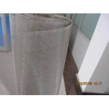 Galvanized Square Wire Mesh for Filtering