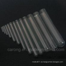 Tubo de ensayo de vidrio con tapa Aprobado por CE