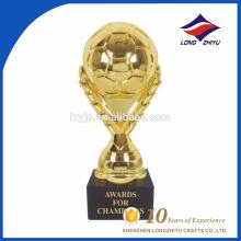Оптовая трофея самых горячих продавая пластиковые трофей трофей