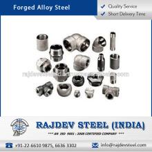 Fuerza de tracción óptima Construcción robusta Componentes de acero forjado de aleación