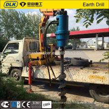 tarière de forage de la terre pour grue mobile