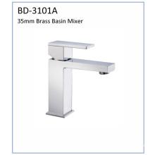 Bd3101A torneiras de lavatório de alavanca de bronze