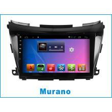 Android System Car GPS pour Murano avec voiture DVD / Navigation de voiture