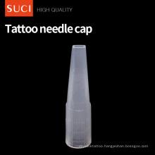 Tattoo Needle Cap Disposable Eyebrow Tattoo Makeup Needle Cap