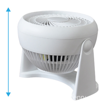 ventilateur turbo de circulation d'air à la maison
