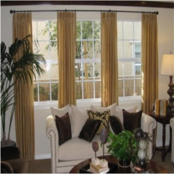 Aluminum Vertical Sliding Single Hung Window