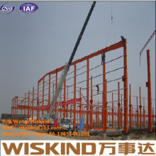 Winskind Low Cost Workshop Warehouse Steel Structure Factory