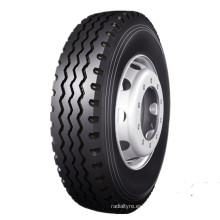 Buena calidad de los neumáticos LongMarch / Roadlux All Steel Radial Truck Tires 11R22.5