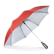 New Invention Sombrillas Golf 2 Folding Travel Umbrella with Buckle