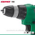 Qimo mini ferramentas de perfuração bateria de lítio de substituição para motor de broca sem fio 1011B 10.8v / 12v 10mm Duas velocidades