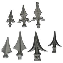 Custom Aluminum Spear Point with Forging