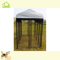 Venta caliente Square Tube Outdoor Dog Kennel