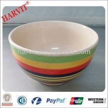 cheap ceramic rice bowl