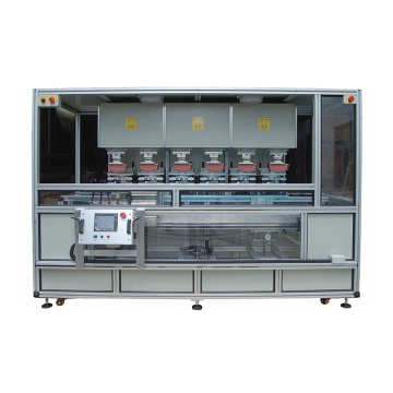 Washing Machine Panel Automatic Six Color Pad Printer for Sale Made in China