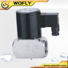 Válvula solenóide de 24v de água de 2 polegadas