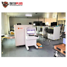 Unique Win 7 system security X ray system baggage scanner for metro, factory
