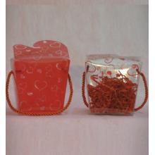 Сладкие конфеты подарок на день рождения ПЭТ-упаковки с печатью (подарочная коробка)