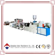 Chaîne de production de panneau de mousse de PVC avec du CE et ISO9000