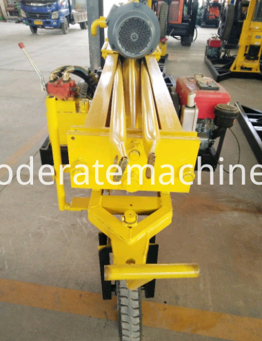 KQZ200D water well drilling rig 010