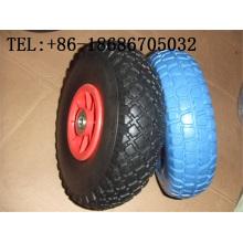 Воздуха Пневматические колеса подходит для низкой скорости приложений, резиновые Wheel10X3.00-4