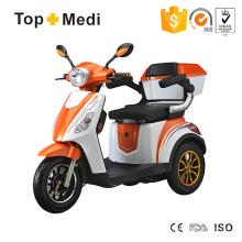 Topmedi 50km Ausdauer Hohe Mode Elektrische Power Mobility Scooter