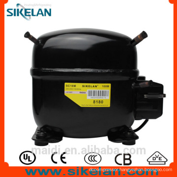 SC18M High Quality R404a Hermetic Compressor