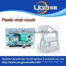 Moule à chaise à injection en plastique
