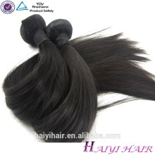 Grado superior 8A recto 100% cabello humano de la Virgen india Indian Long Hair Girls