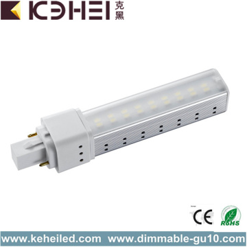140D Beam Spread 10W G24 LED PL Luz