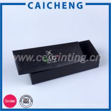 Boîte d'emballage de bijoux personnalisés en carton de qualité supérieure usine directe