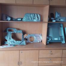 точный CNC подвергал части механической обработке металла,