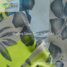 75DX300D Printed Plain Polyester Microfiber Peach Skin Fabric For Home Textile