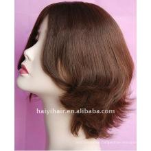 Un processed Natural Virgin Silk Top Kosher Wigs