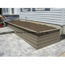 WPC Decking Wall Panel